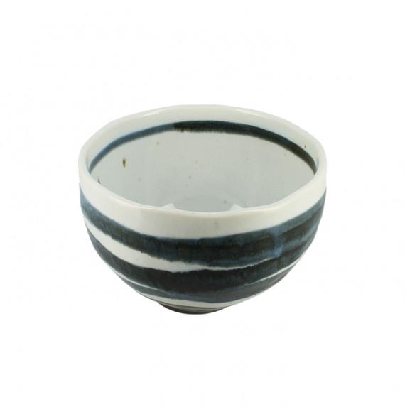 Bowl to the unit circle blue