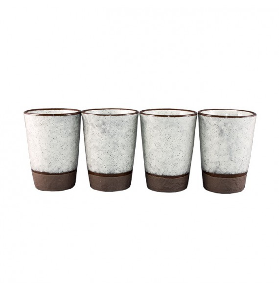 Set of 4 cups