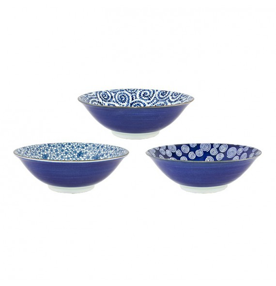 Set of 3 bowls