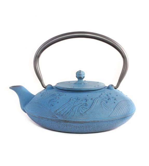 Teapot cast iron
