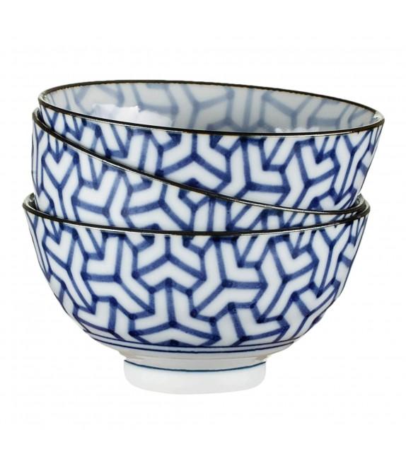 Set of 3 bowls kumikiko