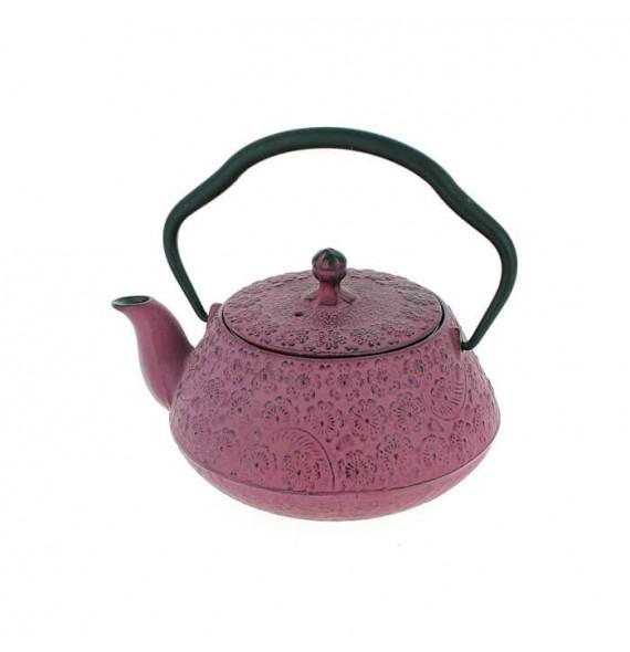 Teekanne gusseisen Japanische sakura