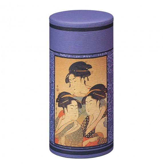 Scatola da tè kabuki