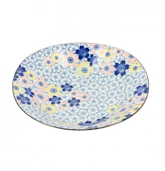 Assiette à l'unité sakura