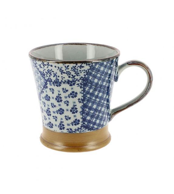 Mug japonais patchwork