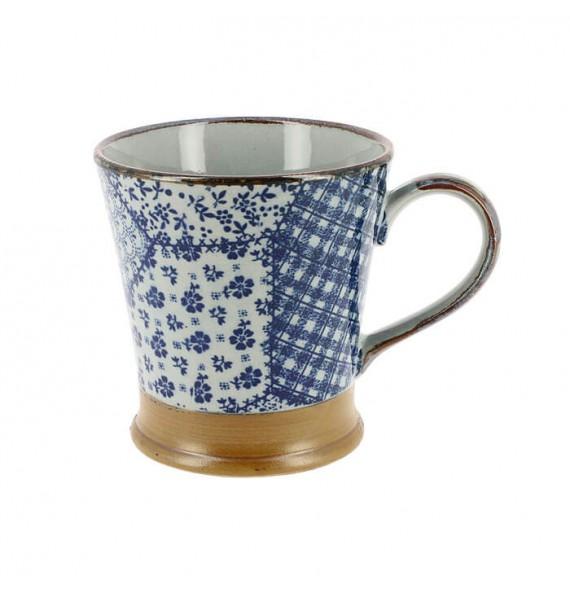 Mug japanese patchwork
