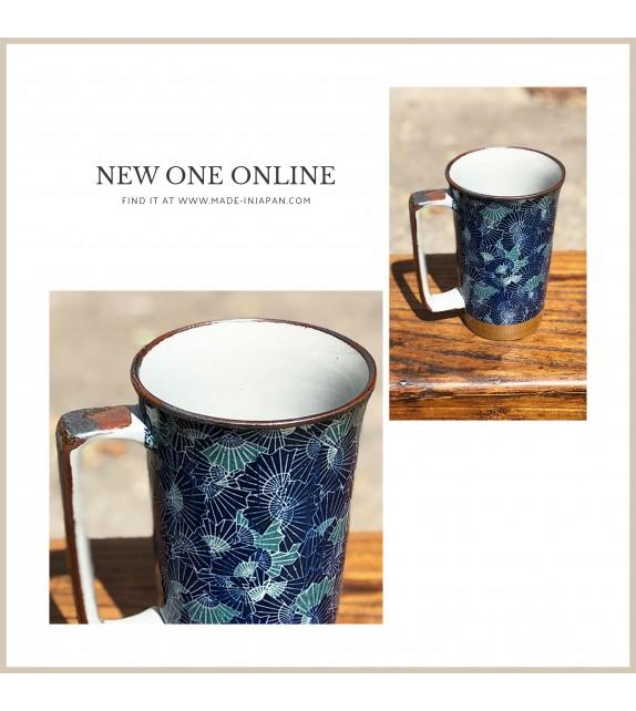 Mug japonais grand éventail