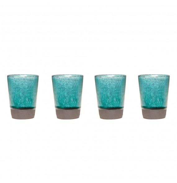Set di 4 tazze
