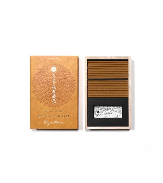 Box incense holder incense