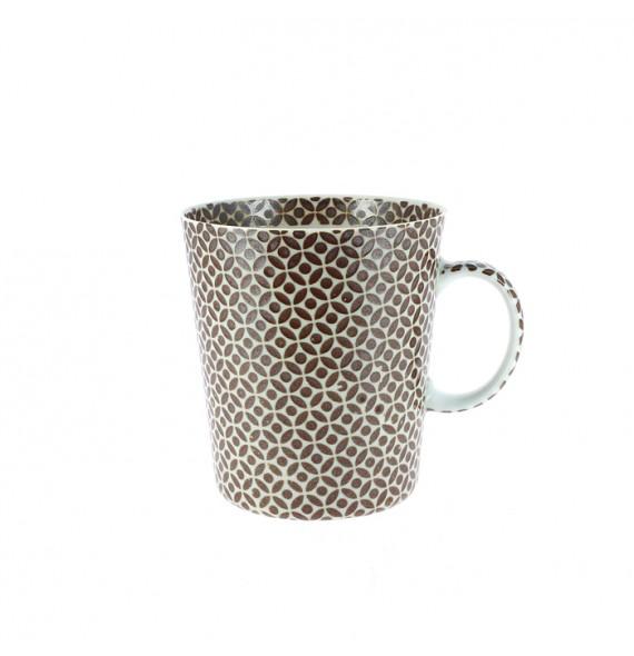 Tasse, die einheit aus porzellan