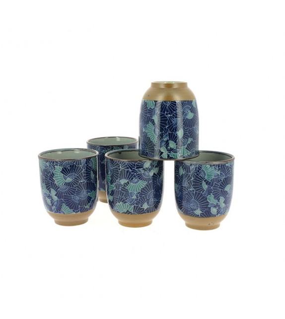 Set of 5 cups range