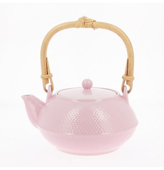 Teekanne stil araré rosa