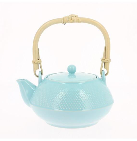 Teapot style araré pink