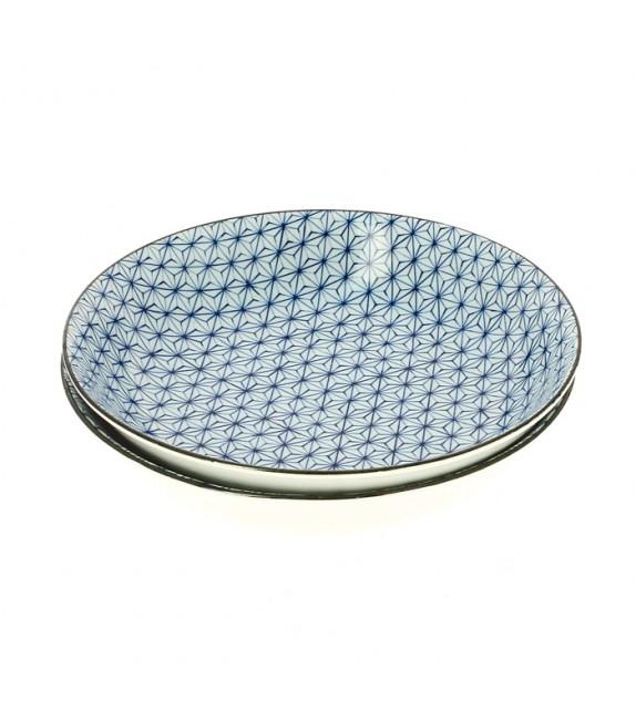 Set of 2 plates sachiko