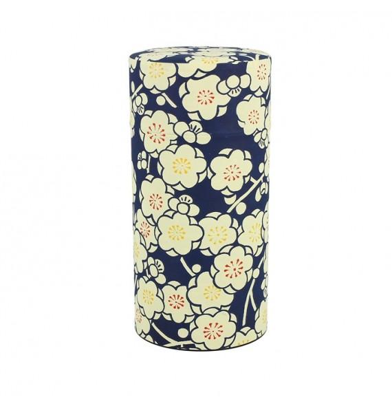 Boîte à thé fleurs