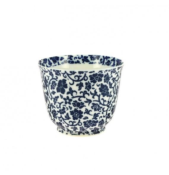 Tee-Tasse aus porzellan, sehr fein.