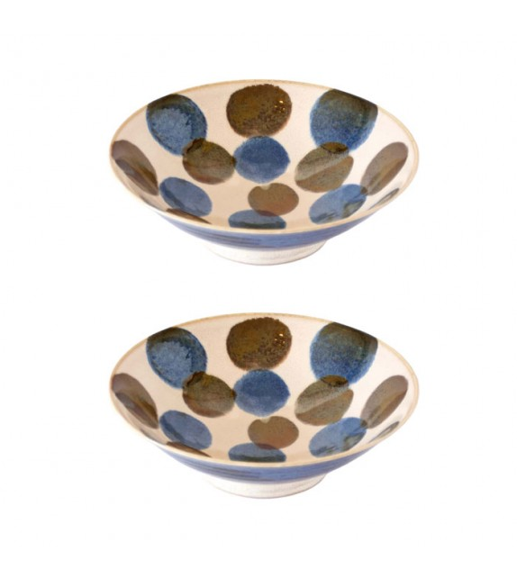 Set of 2 salad bowl 25.5 cm