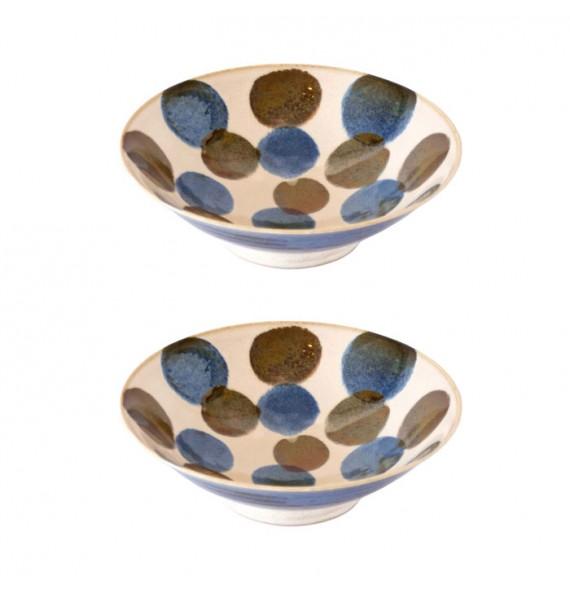 Set of 2 salad bowl 25.5 cm