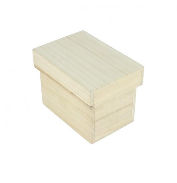 Holz-box für tee