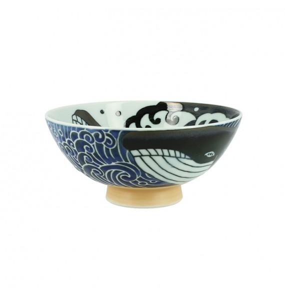 Bowl to the unity whale