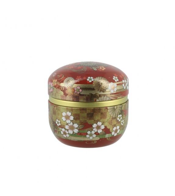 Tea box round