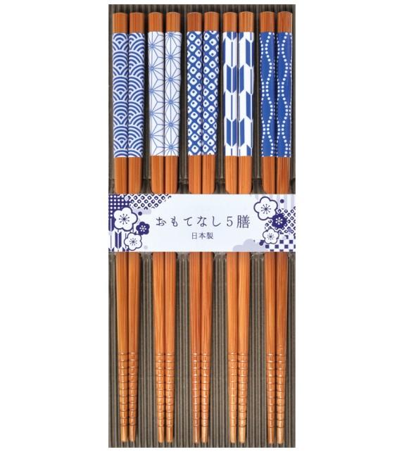Set di bacchette wagokoro