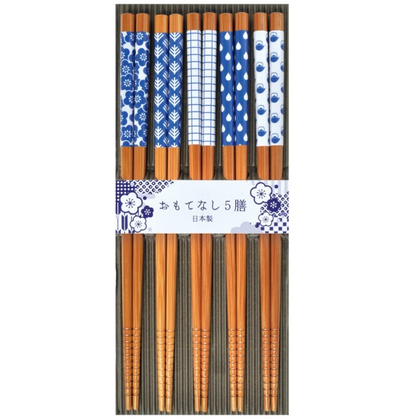 Set of chopsticks wagokoro
