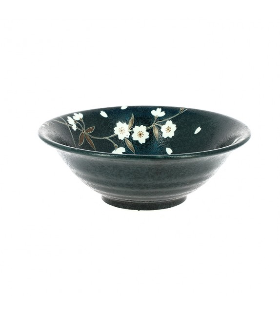 Bowl to the unit, sakura, green