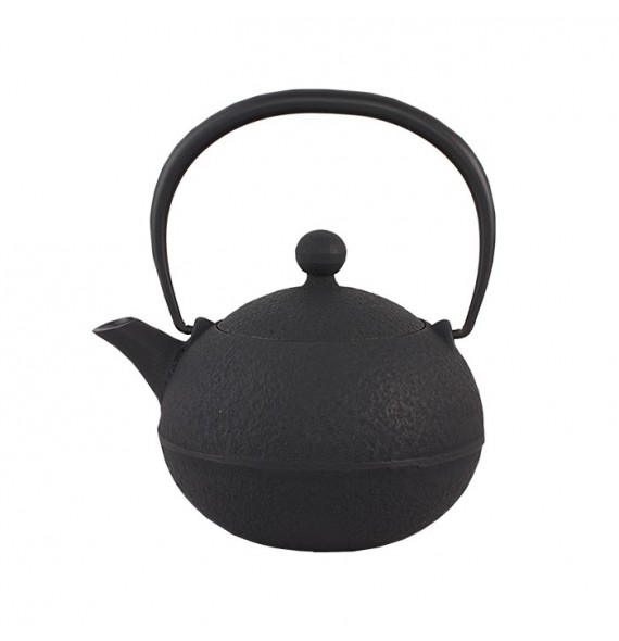 Teapot cast iron Japan 2 colors for choice