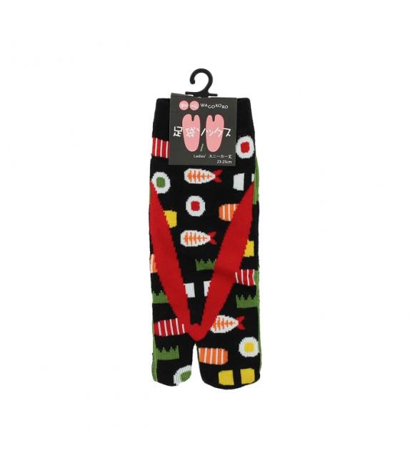 Socken mit zwei fingern 23-25 cm
