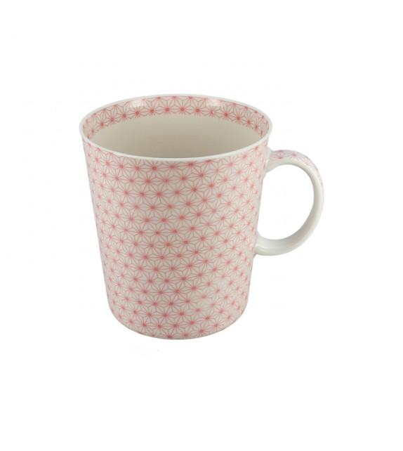 Porcelain cup fine asanoha