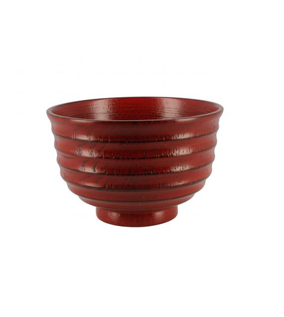 Wood bowl elm